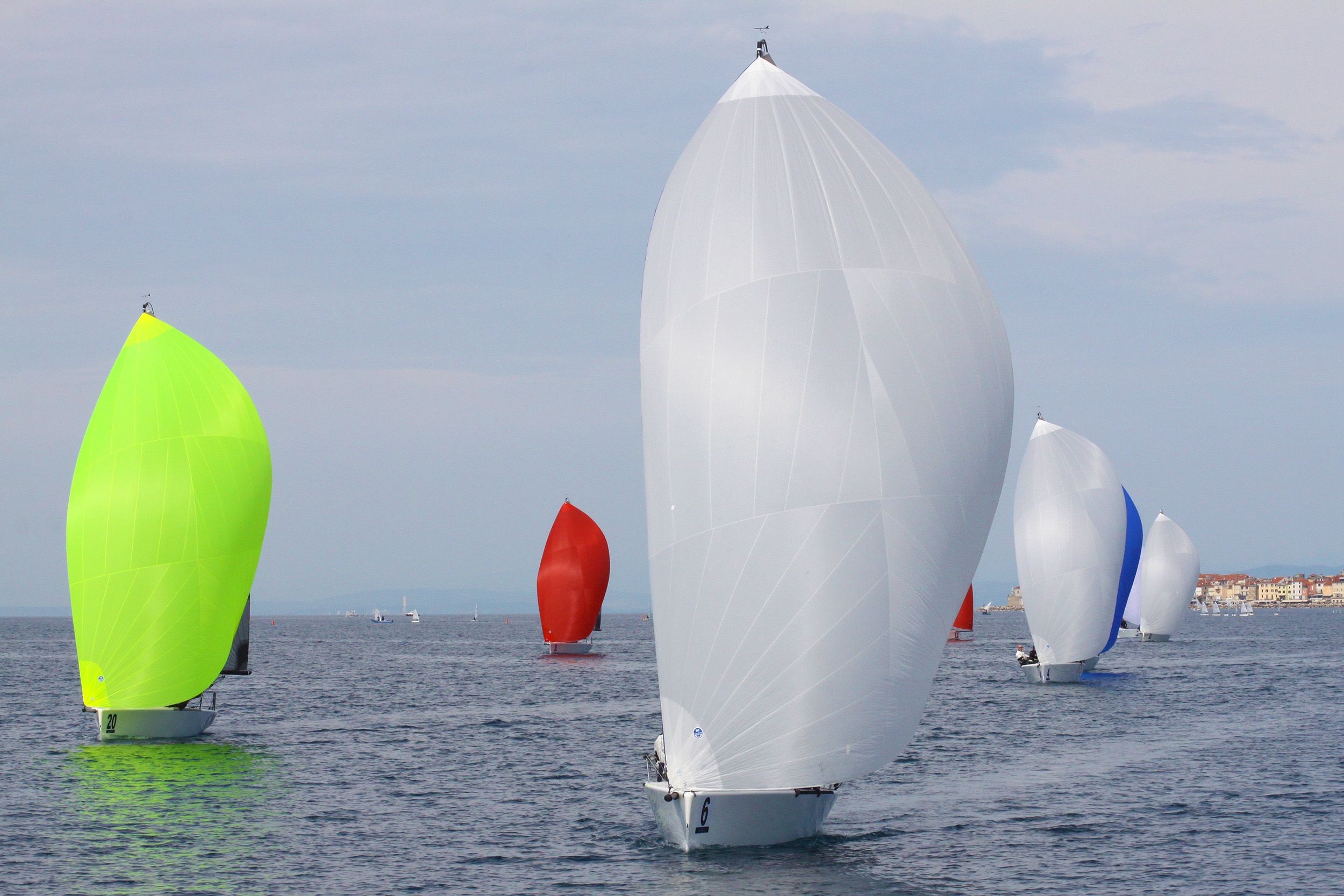 Marina Portorož Melges 24 Regatta is only a month away!