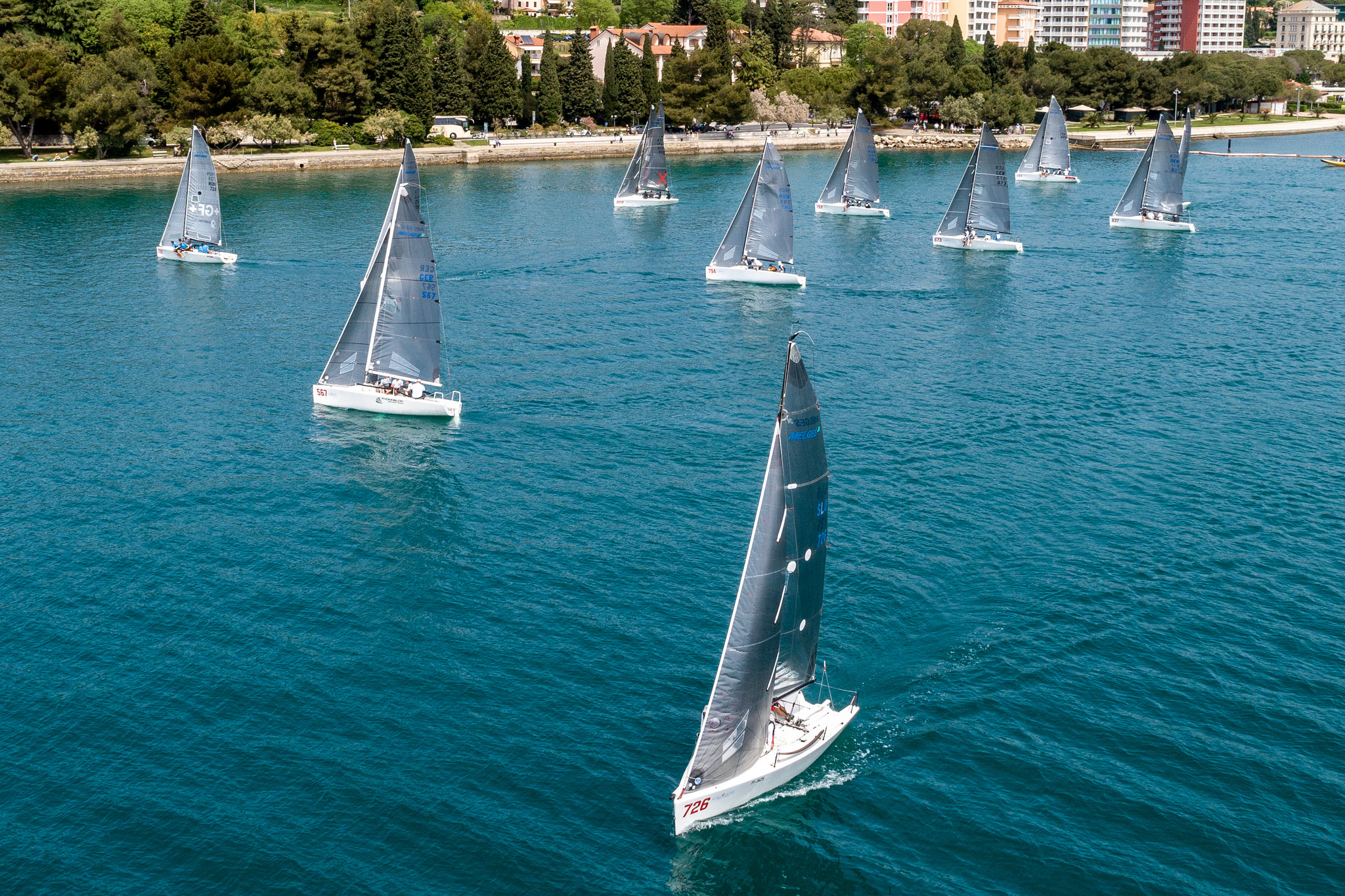 GEARING UP TO 2019 MARINA PORTOROŽ MELGES 24 REGATTA