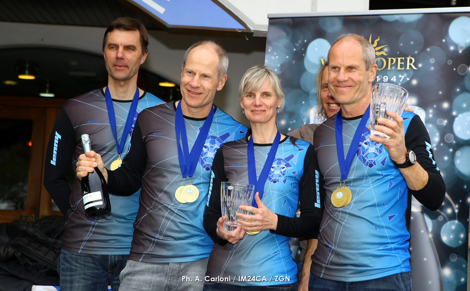 ESTONIAN TEAM LENNY SCORES ITS FIRST VICTORY IN THE EUROPEAN SAILING SERIES IN PORTOROŽ